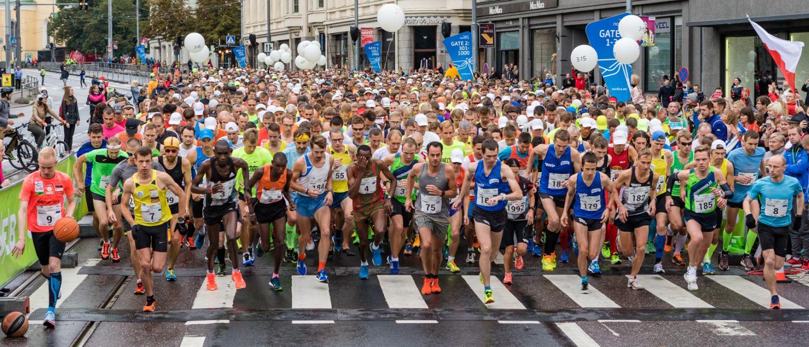 Maraton Nedir